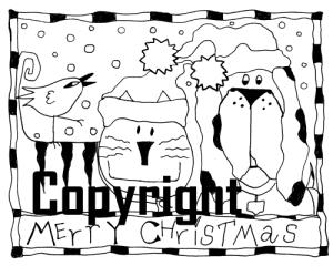 merry christimas 16x20