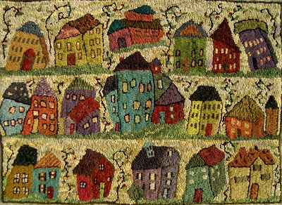 Little Houses 400