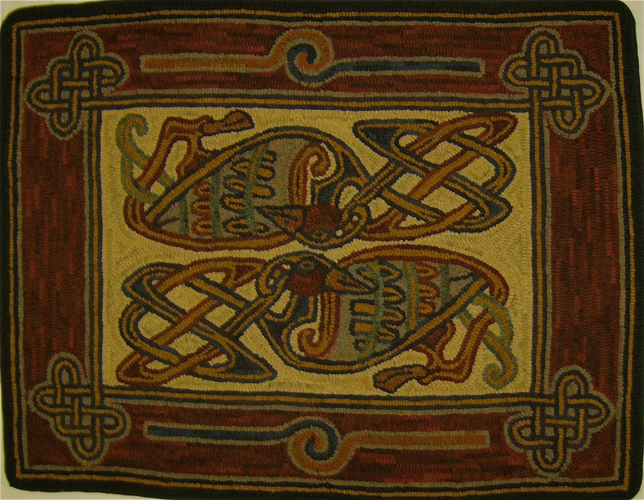 Celtic Rugs Home Decor